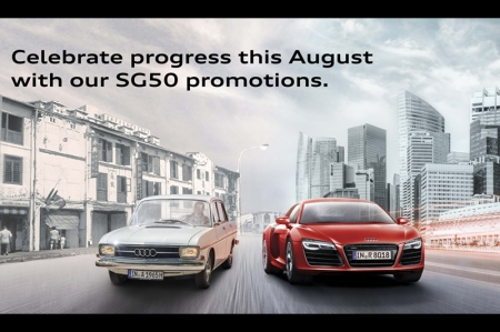The app will be launched at an event called 'A Drive Back In Time', to be held at The Fullerton Hotel in October. Here, members of the public will be given special headsets powered by the new LG G4 smartphone and be chauffer-driven around the Civic District in a fleet of Audi A6s. With the headset on, the app re-creates the roads and buildings as they were 50 years ago, including iconic landmarks such as Victoria Theatre and City Hall. The device is GPS-tagged so that, as you're driven along in real life, the app follows your progress and the scenery changes in real time accordingly, and you can even swivel around for a full 360° view of your surroundings!