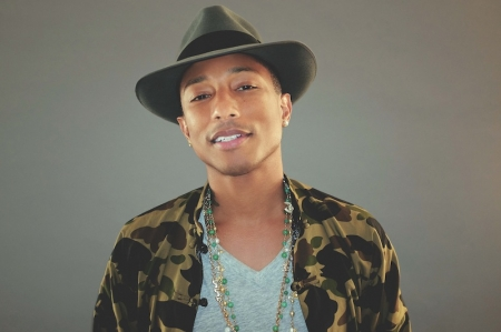 His smash single 'Happy' sold over 12 million copies and was Billboard's Number 1 single for 2014. The feel-good anthem – the fourth track in 20 years to go triple platinum – also led to his first Academy Award nomination and two Grammy nominations. Voted as Fashion Icon by the Council of Fashion Designers of America, he has collaborated with brands including Louis Vuitton, Adidas, Uniqlo, Comme Des Garçons and G-Star. This is in addition to his own clothing lines, Billionaire Boys Club and ICECREAM that sit under his own multimedia creative collective and record label, 'i am OTHER'.