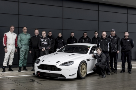 "They will also need to demonstrate an interest in the automotive sector through their previous work experience, hobbies or school project work, and be able to show a commitment to teamwork along with academic aptitude, ambition and a passion for the motor industry. Aston Martin CEO, Dr Andy Palmer, said, ""As a strong advocate of apprenticeships — I started my automotive career in just such a role — I'm very happy that we are able to offer more young people this valuable opportunity."