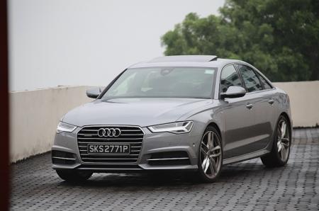 Audi A6 3.0 TFSI quattro | All Summed Up