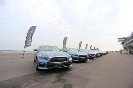 Also during this event, it was revealed the accomplishment of Infiniti's product offerings in the premium segment. According to the latest LTA statistics, the brand has enjoyed a 384 percent year-on-year growth in local vehicle registrations.