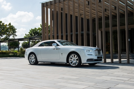 And this came after, just recently, Rolls-Royce Motor Cars announced that production of the Phantom Drophead Coupé (and Phantom Coupé) will come to an end. Since 2007, customers in Singapore have been commissioning the flagship Phantom Drophead Coupé, the vast majority personalised.