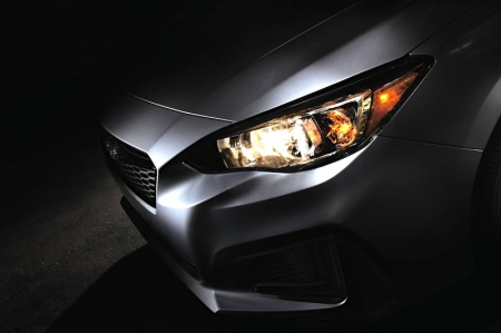 The Impreza has been completely redesigned inside and out, from upgraded in-car technology and a more spacious interior to its sleek new body design. The updated model will include signature Subaru features, such as Symmetrical All-Wheel Drive and a host of award-winning safety technology.