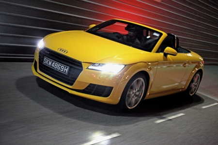 So, as a whole, the Audi TT Roadster is fast, refined when it needs to be and handles like nothing else in the market. Some, however, may opine it is clinical and predictable. Whatever it is, this car is brilliantly packaged and does not need too much brain cells to drive; two important aspects for a buyer looking at such cars.