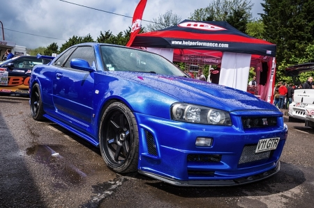 The organisers of the show carried out a survey among its social media followers to see which performance car would be identified as the most iconic model in Japanese car culture: And the clear winner was the Nissan Skyline, a car that first gained prominence in 1997 as the star of the Gran Turismo console game.