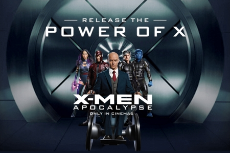 Release The Power Of X