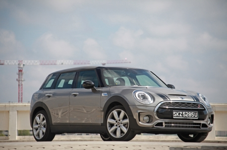 Yes, you've probably read our previous review of the more affordable 1.5-litre Cooper version; in local context, that would outsell this Cooper S version just based on economical reasons (cheaper road tax, insurance and fuel economy).