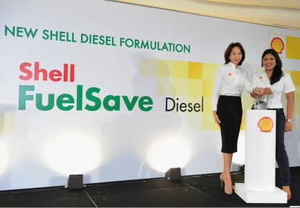 The new FuelSave Diesel replaces its predecessor, regular Shell Diesel at no extra cost. The new fuel features Active Efficiency Ingredients, which are designed to combust more quickly, thus capturing more of the energy in the fuel and increasing engine efficiency — literally giving you more bang for your buck.