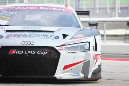 Inaugurated in 2012, the R8 LMS Cup is Audi's first single-make series, and also one of the most prestigious in Asia. Organised by Audi China, the 2016 season is held over six weekends and will visit the continent's premier racetracks, including the Shanghai, Sepang and Korea F1 circuits. Like many other championships, the R8 LMS Cup features a diverse driver lineup, ranging from professional DTM, Endurance, GT and Touring Car racers (including Malaysian ex-F1 driver Alex Yoong) to passionate gentleman drivers who are in it just for the love of the sport.