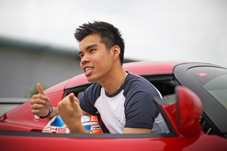 "It wasn't until two years later that the name ""Andrew Tang"" would become prominent. This was when he became champion of the 2014 Toyota Racing Series in New Zealand, becoming the first non-Kiwi ever to do so. Sadly, his rapid rise up the ranks was curtailed by National Service, but he's since bounced back from that setback, having been picked up by the Porsche China Junior Team in the Porsche Carrera Cup Asia, where he's currently lying 3rd in the Championship, with two race wins under his belt. We caught up with him recently to try and dig deeper and find the driving force behind Singapore's latest driving prodigy."