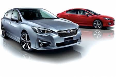 Based on the Subaru Global Platform, the all-new Subaru Impreza aims to offer the utmost 'Enjoyment and Peace of Mind' driving experience to all drivers and passengers, with an array of new technologies that greatly enhance all-around safety as well as dynamic and static quality feel. At the same time, it is the first car ever produced by a Japanese brand to include a pedestrian protection airbag as standard on Japanese market models.
