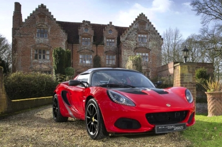 Integrating a new front and rear aesthetic with Lotus' established design language, this latest Elise also receives a wide range of cabin enhancements - including the lightweight open-gate gear select mechanism first introduced on the Lotus Exige Sport 350. The Sprint is available in both the 1.6-litre naturally aspirated and 1.8-litre supercharged versions.
