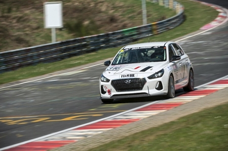 "The VLN endurance race provided the opportunity for Hyundai Motor to intensively test the i30 N car that feature technical specifications very close to the actual production car. The i30 N car was up against cars from other manufacturers, that are heavily modified, to cope with the demands of the VLN race.Albert Biermann, Hyundai Motor's Head of Vehicle Test and High Performance Development said, ""We want our high performance brand to have considerable racing pedigree so it is important that we compete with minimal modifications. Nürburgring is where the i30 N has undergone much of its testing and chassis development."""