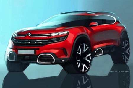Dongfeng Peugeot-Citroën Automobile Limited (a joint venture between China's Dongfeng Motor Corporation and PSA Peugeot Citroën) is expanding its range with the world premiere of the New C5 Aircross SUV: Set for launch in China in the second half of 2017, this new model will subsequently see production and its commercial launch in Europe at the end of 2018. Subsequently, Asia should see this model become available by the first quarter of 2019.