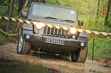 So when Burnpavement's Managing Editor, Joel told me we were invited for a Jeep trip across the Causeway, my mind went,