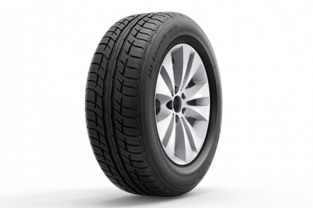 """BFGoodrich claims the tyres respond to drivers' every command thanks to enhanced symmetric tread design with rigid tread blocks and shoulder, as well as """"jagged"""" grooves for excellent handling and control. Singapore has a typical tropical climate with abundant rainfall - with the BFGoodrich Advantage T/A Drive and T/A SUV's large tread block with deep wide longitudinal, latitudinal grooves and sipes, drivers will feel undeterred to experience a great drive in both wet and dry weather conditions."""