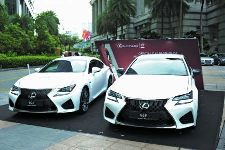 In addition, Lexus will be the presenting sponsor for the GastroMonth Circle of Excellence Awards, apart from its involvement in the guide's prestigious awards ceremony.