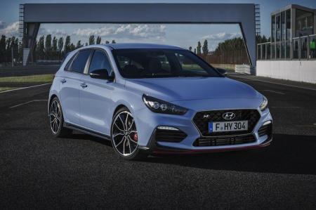 The i30 N has been developed on the basis of three corner stones under the theme 'Fun to Drive': Cornering, Race Track Capability and Everyday Sports Car.
