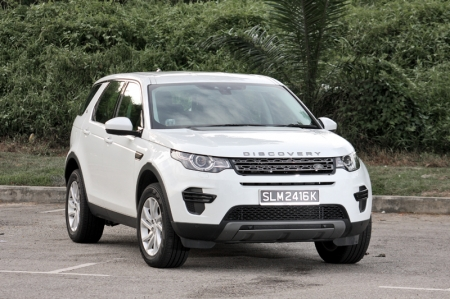 Lets just be honest. The petrol-powered Discovery Sport isn't the most economical around. But because it's the door to the world of the Land Rover brand, you yearn for one. The fact that it has three rows of seats makes you want one so, so badly.