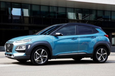Joining the Tucson, Santa Fe and Santa Fe Sport in a growing line-up of Hyundai SUVs, the company continues to widen customer choice in the segment with the Kona, reaffirming its promise to deliver SUVs that feature both progressive design and elevated interior refinement.