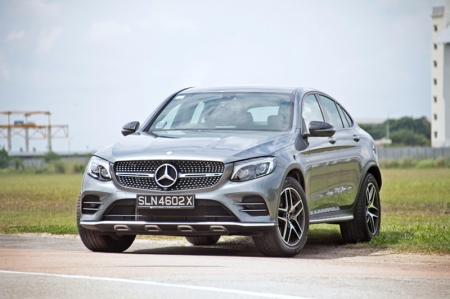 But now with this 'coupe-SUV' - which all began with BMW's X6 almost a decade ago (yes, that long) - Mercedes have found their mojo for their AMG 43 model.