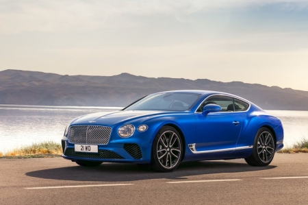 With a revised exterior design, a technology-packed interior, and an enhanced W12 engine that now sits further back, the third-generation Continental GT is touted as 'the finest Grand Tourer ever produced'.
