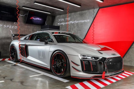 Alongside the R8 LMS GT3 and the RS 3 LMS, the R8 LMS GT4 is the third race car from Audi Sport customer racing, and also marks the marque's first foray into the fast-growing GT4 segment.