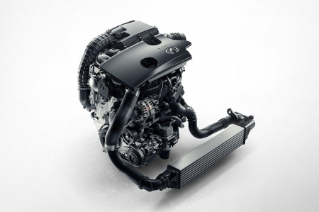 Nissan's chief powertrain engineer, Shinichi Kiga, says Infiniti's VC-T engine is expected to deliver a (combined) fuel economy that is 27 percent better than the brand's current 3.7-liter V6 power plant. Power output for the VC-T is rated at 268 bhp and 390 Nm of torque.