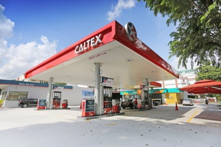 "Consistent with their tagline, ""Enjoy the Journey"", Caltex aims to provide an excellent experience for drivers with facilities such as the 5-star Refreshrooms, and Star Marts that offer everything from groceries to pastries. Caltex has a network of 27 service stations in Singapore, ensuring that motorists have access to Caltex with Techron petrol no matter where they're at."
