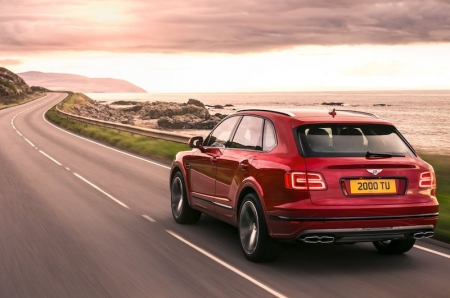 "Leading the project is Bentley's Director of Motorsport, Brian Gush, who commented, ""Since its launch, the Bentayga has set the luxury SUV benchmark with its unique combination of bespoke British craftsmanship, performance and grand touring ability. We hope to set another benchmark at the 2018 Pikes Peak 