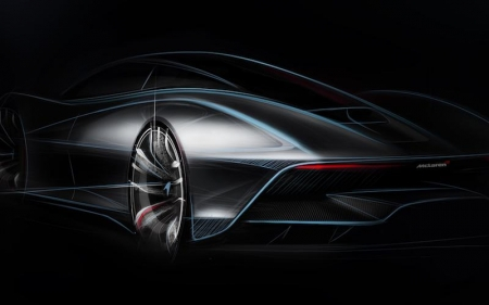 BP23 will carry an as-yet unannounced name, rather than the alphanumerical nomenclatures used by the McLaren Sports Series and Super Series; this name, together with the maximum possible speed, will be disclosed nearer to the car's reveal.