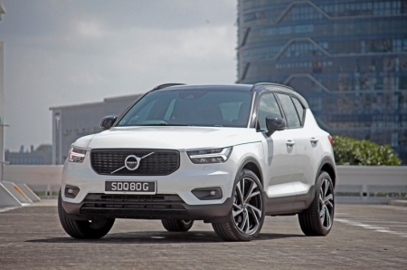 Volvo XC40 R-Design | Growing Young