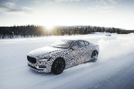 "Test drivers focused specifically on Polestar 1's torque vectoring system, enabled by two rear electric motors with individual planetary gear sets. Chassis balance was further optimised thanks to the advantages of testing on ice, allowing the test drivers to better analyse and react to the car's behaviour while driving. ""Now we look forward to introducing the car to the Chinese public for the first time, a key market for Polestar,"" concludes Thomas Ingenlath."