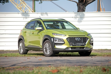 However since the Getz was phased out, Hyundai haven't had a product that small car buyers can put into consideration. But now with the Kona - introduced at this year's Singapore Motorshow – it looks like there is finally a credible Korean option for buyers looking at the compact car segment.