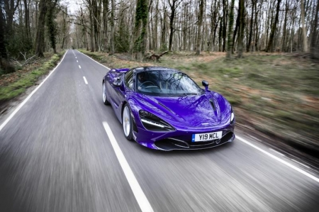 "The second-generation Super Series provides a new interpretation of McLaren design language, with a dedication to aerodynamics principles, and was singled out by the 40 international judges for its ""innovative symbiosis of aesthetics and function""."