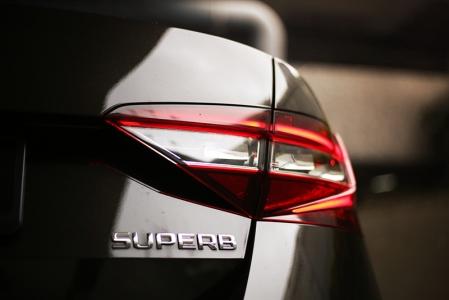 Simply Superb | Skoda Superb 2.0 TSI Laurin & Klement