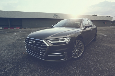 But I personally think its success doesn't come from sales, but how it is a canvas for Audi to paint its most beautiful picture, using the best of the brand\'s talents and medium- technology.