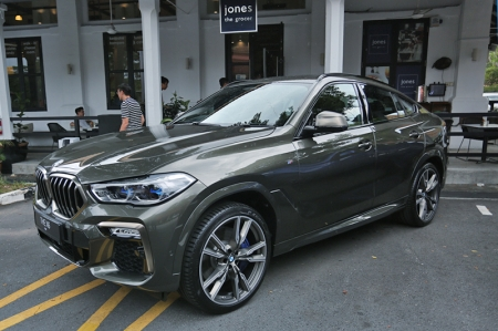 Often recognised as the one that started the whole Sports Activity Coupe (SAC) movement, BMW's X6 is now in its third generation and looking as distinctive as it first did a decade ago.