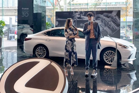 Launched on 29th Nov, the LEX'PLORE program is marketed as a smart ownership initiative that enables drivers to own a quality Luxury vehicle without having to fork out a significant down payment. Applicable models are Lexus UX IS, ES and NX.