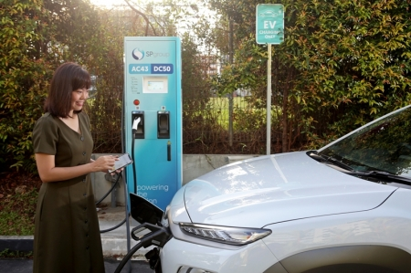 The 50kW DC chargers can fully charge a car in 30 minutes. Over the next few years, SP will introduce more high-powered DC charging points of up to 350kW. Other than SP's, there are six other DC chargers in Singapore. SP's new additions will be a game-changer in improving the charging turnaround time for EV drivers in Singapore. EV drivers can also enjoy at least 50 per cent cost savings compared to typical Internal Combustion Engine (ICE) vehicles for every kilometre travelled. The cost of using SP charging points will be regularly adjusted, mainly influenced by the prevailing electricity costs in Singapore.