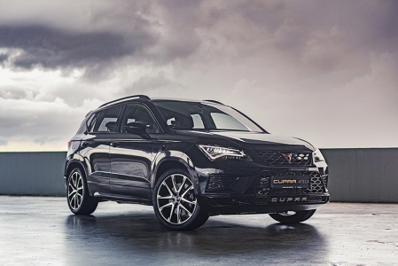 It started with the Cupra Leon, then now the Cupra Ateca SUV we see here and soon, the Cupra Formentor Coupe SUV - which will only (likely) be sold as a Cupra.