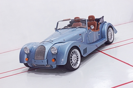 Available at launch (and shown in these pictures) is the Morgan Plus Six, a 3.0-litre six-cylinder two-seater roadster with a starting price of S$415,888 without Certificate of Entitlement; NB Auto has confirmed that the Plus Six has cleared the Land Transport Authority's homologation process.