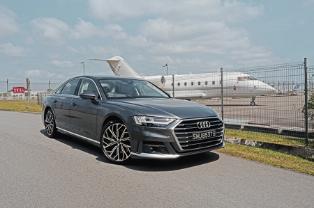But wafting comes at a cost (usually in excess of seven figures). To make it more accessible to the rich-but-not-as-rich businessmen, premium brands like Mercedes, BMW, Audi and Jaguar have made it their life-long aim to produce flagship models that can emulate that smooth road-yacht feel.