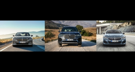 The different flavours of BMW Luxury
