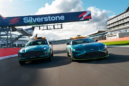 Joining the existing Mercedes-AMG GT R safety car and Mercedes-AMG C 63S Estate medical car, the pair from Gaydon will make their debut at the season opening Bahrain Grand Prix this Sunday.