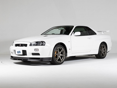 2002 NISSAN SKYLINE GT-R (R34) V-SPEC II NÜR (10KM)   Given the skyrocketing values of JDM icons, the crown jewel of the collection is unsurprisingly that white Skyline GT-R. The current auction record for an R34 Skyline is 33.2 million yen (US$314k/S$426k) for a 6817km Millennium Jade M-Spec Nür, but this BH Auction car will probably smash that. For comparison, that's slightly more than the base price of a McLaren 720S in the US - just let that sink in for a moment...   The reason for the astronomical price? Well for starters, it's a V-Spec II Nür, the penultimate iteration of the R34 that commemorated the end of Skyline GT-R production (the 19 mighty Z-Tunes were converted by Nismo in 2005 from existing cars). Named after that famous racetrack in Germany, 718 V-Spec II Nür were produced (159 - the most common colour - in white), and received all of Nissan's go-faster bits that were available to the Skyline at the time.