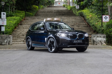 """The MD's Pledge  """"This is a big milestone for the BMW brand, as customers in Singapore now have the power of choice when it comes to the BMW X3,"""" said Mr. Christopher Wehner, Managing Director, BMW Group Asia. """"Customers have three drivetrains to choose from – internal combustion engine, PHEV and EV. Depending on your lifestyle, where you live and the infrastructure available to you, we have something for everyone."""