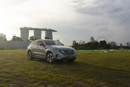 The Mercedes-EQ sub-brand aims to bring 'intelligent electric mobility' to consumers, merging typical Mercedes qualities with new-age electric tech. In time to come, the Mercedes-EQ range will offer eco-conscious drivers electrified alternatives to all mainstream Mercedes-Benz models.