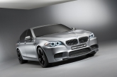 Unlike the previous M5 which had a V10 heart, the new M5 will have a high-revving V8 engine with M TwinPower Turbo Technology, which sounds similar to the engine found in the X5M. There is no official power output numbers, be we are expecting something in excess of 550 hp.