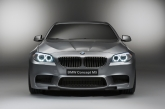 Goodbye old SMG, this new M5 is said to deliver power to the rear wheels via a seven-speed double-clutch transmission. An auto stop/start system will also find it's way into the new M5 to keep fuel consumption in check.